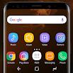 Galaxy S9 orange | Xperia™ Theme