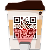 QR code scanner and QR co