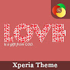 love | Xperia™ Theme