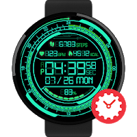 Minicon watchface by Tiburon