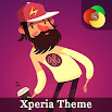 skateboarding | Xperia™ Theme