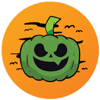 Pumkin Emoji for WhatsApp