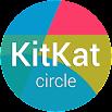 Apex/Nova - KitKat Circle Icon