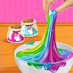 Rainbow Unicorn DIY Slime