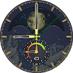 Lathom MoonPhase Android Wear Watch Face