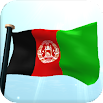 Afghanistan Flag 3D Wallpaper