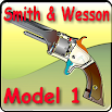 Smith & Wesson revolver Mod. 1