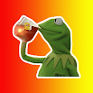 Kermit the Frog Stickers - WAStickerApps