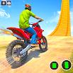 Trial Bike Racing Stunts : New Bike Stunt Games