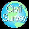 Civil Surveyor (Construction Survey App)