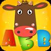 Учим буквы весело: Азбука, Алфавит, Игры для детей