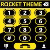 Theme Rocketdial Mixer Yellow