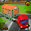 Mobile Home Transporter Truck: House Mover Games