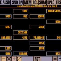 Gesture Calculator Version 2