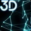 Plexus Particles 3D Live Wallpaper