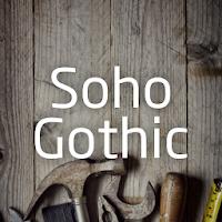 Soho Gothic FlipFont
