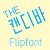 THECandybar™ Korean Flipfont