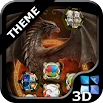 Next Launcher Dragon Theme 1.05