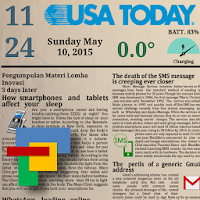 Newspaper 2 for Total Launcher 1.4