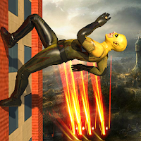 Gangster speed hero: Robot fighting games 1.4