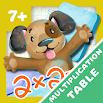 Multiplication table ANIMATICS 1.0.11
