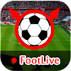 Footlive - live football 1.2