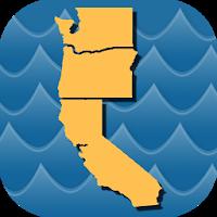 Stream Map USA - West Coast 1.21