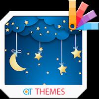 Star Moon Xperia Theme 1.0.0