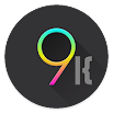 S9 for Kustom - Widget, Lockscreen & Wallpapers 2.3