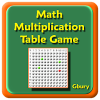 Math Multiplication Table Game 1.01