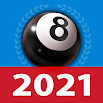 8 ball billiards Offline / Online pool free game 79.10