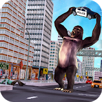 Gorilla Rampage 2020: City Attack 4.1 and up