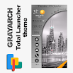 GrayArch Theme for Total Launcher 1.4