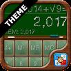 SCalc theme Chalkboard 1.04
