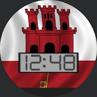 Gibraltar Flag for WatchMaker 150k
