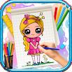 Learn to Draw Cute Girls 1.0.7