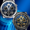 Gold Watchface for WatchMaker (e.g. Gear S3) 2.0