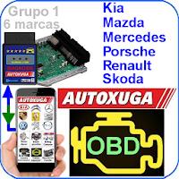 scanner cars for Kia,Mercedes,Renault,Skoda OBD2 0.0.118