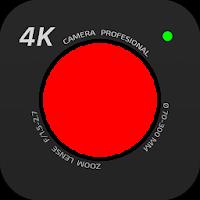 4K Camera - Filmmaker Pro Camera Movie Recorder 1.6