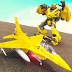 Air Jet Robot Transform : Robot Shooting Game 1.9