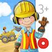 Tiny Builders: Crane, Digger, Bulldozer for Kids 2.0.3