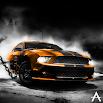 Race Car Orange Theme For XZ 1.0.1