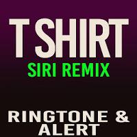 TShirt Siri Marimba Ringtone 1.0