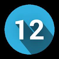 Dark Holo CM12 Theme 2.8.4