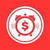 Cash Alarm: Gift cards & Rewards for Playing Games 2.6.8-CashAlarm