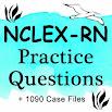 NCLEX-RN Exam Questions 1090 Case Files For Nurses 1.0