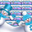 Snowman EX Dialer theme 1.0