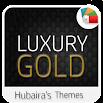 Xperia™ Theme - Luxury Gold 1.0.0