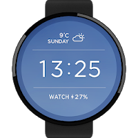 Atmosphere watchface by Precieux