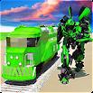 Euro Train Transformation Robot: Train Simulator 1.0.3